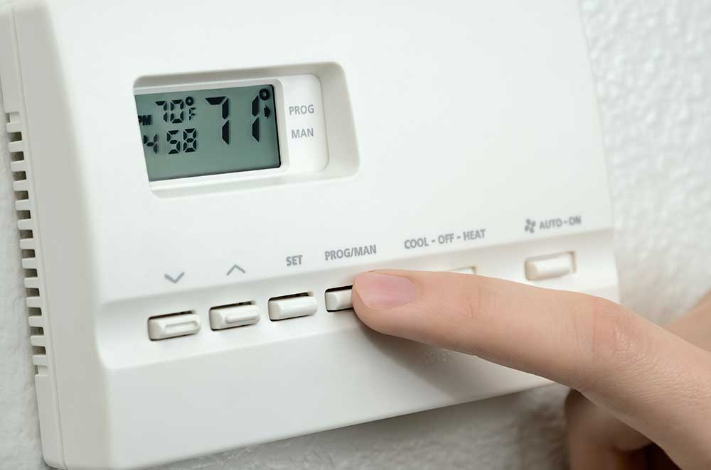 A New Thermostat Might Make Your Home More Comfortable