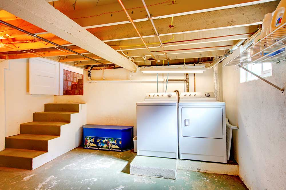 Is Your Basement Leaking Cold Air?
